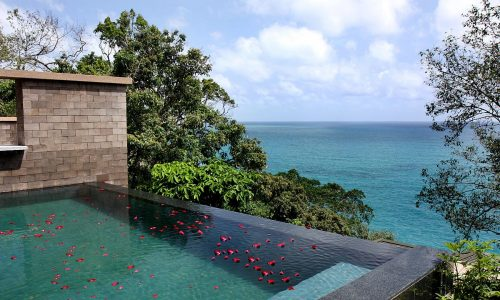 Phuket Paresa Luxury Resort Thailand