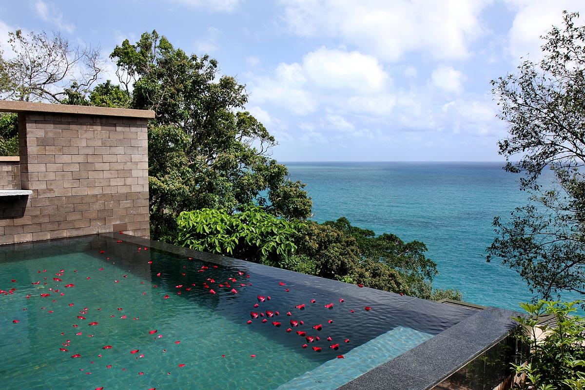 Phuket Paresa Luxury Resort Thailand