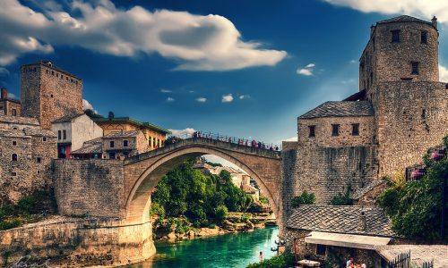beauty of bosnia