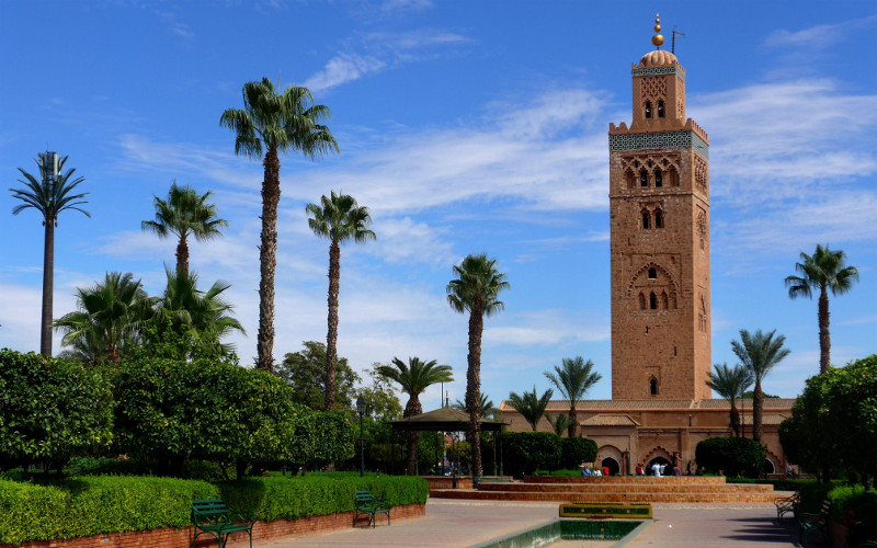 marrakesh with essaouira