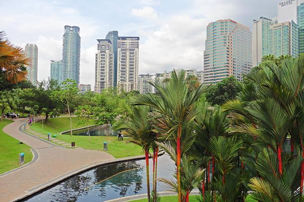 Kuala Lumpur Sentral Park