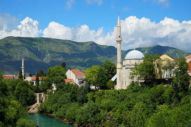 mostar-mosque